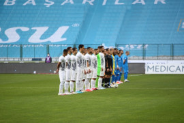 Süper Lig: Konyaspor: 1 – BB Erzurumspor: 0 (İlk yarı)