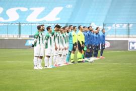 Süper Lig: Konyaspor: 1 – Çaykur Rizespor: 0 (İlk yarı)