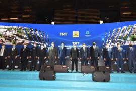 TRT Uluslararası Konya Film Platoları Protokolü imzalandı