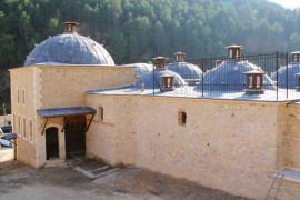 Tarihi hamamdaki restorasyonda sona gelindi