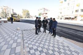 """Başkan Hasan Kılca: """"2020'de 200 bin ton asfalt hedefimizin üzerine çıktık"""""""