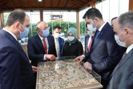 """Başkan Kavuş: """"Kalbi Meram için atan herkese şükran borçluyuz"""""""