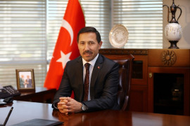 """Başkan Kılca: """"Basın, demokrasi ve güçlü devlet olmanın önemli bir unsuru"""""""