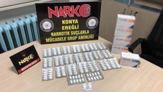 Ereğli'de uyuşturucu operasyonu: 1 kişi tutuklandı
