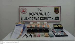 Jandarmadan kısıtlamada kumar operasyonu