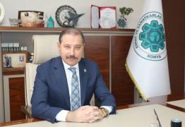 """KONESOB Başkanı Karabacak: """"Basınımız milletimizin vicdanına ses olmaktadır"""""""