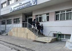 Kablo hırsızlığı şüphelileri polisten kaçamadı