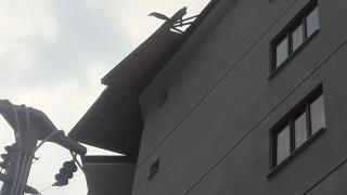 Konya'da fırtına çatı uçurdu, sobadan sızan gazdan 3 kişi zehirlendi