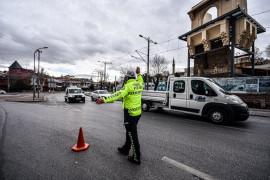 Konya'da kuralları ihlal eden bin 32 sürücüye ceza
