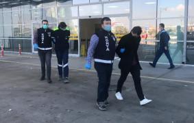 Konya'da market hırsızları tutuklandı