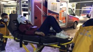 Konya'da pazarcılar arasında bıçaklı kavga: 4 yaralı