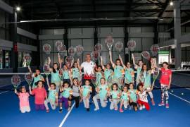 Meram'da Geleneksel Kort Tenis Kış Turnuvası başlıyor