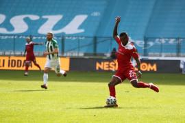 Süper Lig: Konyaspor: 0 – Antalyaspor: 0 (İlk yarı)