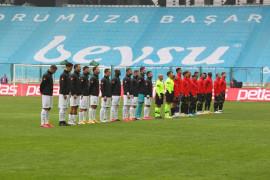 Süper Lig: Konyaspor: 0 – Göztepe: 2 (İlk yarı)