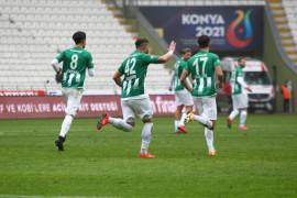 Süper Lig: Konyaspor: 2 – Göztepe: 3 (Maç sonucu)