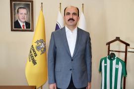 """Başkan Altay: """"Vaka sayılarını düşürmek için hep birlikte güçlü bir adım atalım"""""""