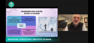 """Bilgehanelerden """"Pandemi Sürecinde Ebeveyn Olmak"""" konferansı"""