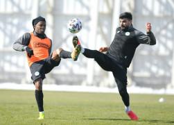 Konyaspor, Gaziantep FK hazırlıklarına ara vermeden başladı
