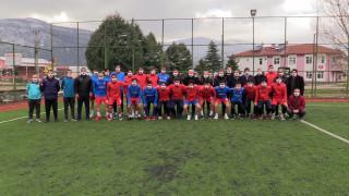 Akşehirspor, dualarla sezon açılışı yaptı