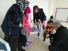 Beyşehir'de ihtiyaç sahibi aile ve öğrencilere yardım kampanyası