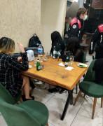 Eğlence mekanlarında polis denetimi, 45 kişiye ceza