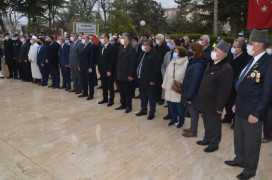 Ereğli'de 18 Mart Şehitleri Anma programı
