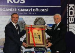 Konya OSB'ye Teknik Bilimler Meslek Yüksekokulu kurulacak
