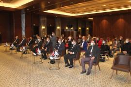 """Konya'da """"Yerel Basında İnternet Haberciliğinin Geliştirilmesi Eğitimi"""" sertifika töreni gerçekleştirildi"""