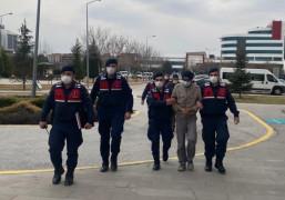 Konya'da sulama borusu hırsızları yakalandı