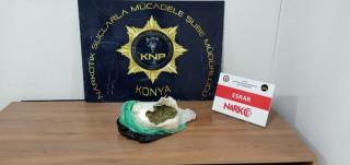 Konya'da uyuşturucu satıcılarına darbe
