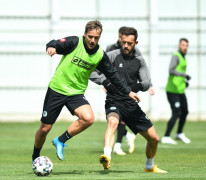 Konyaspor, Alanyaspor maçı hazırlıklarına devam etti