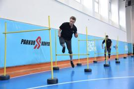 Öğrenciler 'Parkur Konya' ile yetenek sınavlarına hazırlanıyor