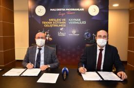 Selçuklu Belediyesi, MEVKA ile akıllı atık sözleşmesi imzaladı