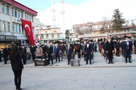 Yunak'ta Çanakkale Zaferi etkinlikleri