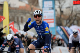 56. Cumhurbaşkanlığı Türkiye Bisiklet Turu'nda Konya-Konya etabı tamamlandı