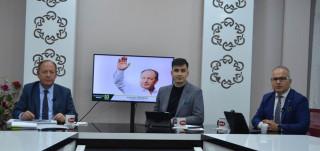 Başkan Oprukçu 2 yıllık çalışmalarını değerlendirdi