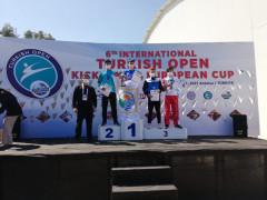 Kick Boks Avrupa Kupası'nda Selçuklu Belediyespor'dan iki madalya