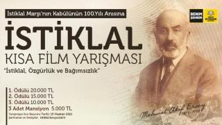 Konya Büyükşehir'den İstiklal Marşı konulu kısa film yarışması