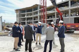 Meram'a 40 derslikli eğitim kampüsü