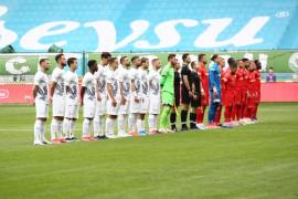 Süper Lig: Konyaspor: 0 – Kayserispor: 0 (İlk yarı)