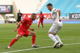 Süper Lig: Konyaspor: 0 – Kayserispor: 0 (Maç sonucu)