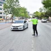 Konya'da 2 bin 124 sürücüye ceza