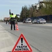 Konya'da bin 847 sürücüye ceza