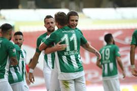 Konyaspor ligi 11. sırada tamamladı