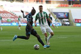 Süper Lig: Konyaspor: 1 – Trabzonspor: 1 (Maç sonucu)