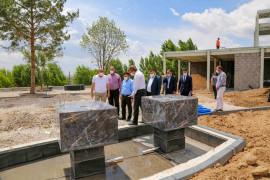 """Başkan Kavuş: """"Meram'a gözde park alanları oluşturuyoruz"""""""