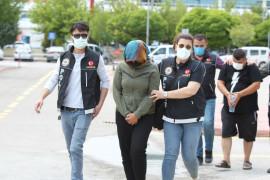 Kadir Şeker'in kurtarmaya çalıştığı Ayşe Dırla'nın kız kardeşi de uyuşturucudan tutuklandı