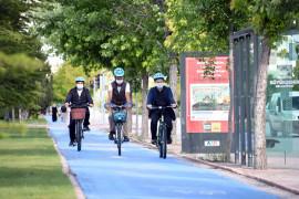 """Konya Büyükşehir'den """"Bisiklet Şehri Konya"""" temalı fotoğraf yarışması"""