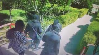 Konya'da 4 kadın hırsız girdikleri evi yarım saat boyunca talan etti