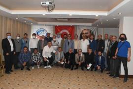 TSYD Konya'da Dönmez güven tazeledi